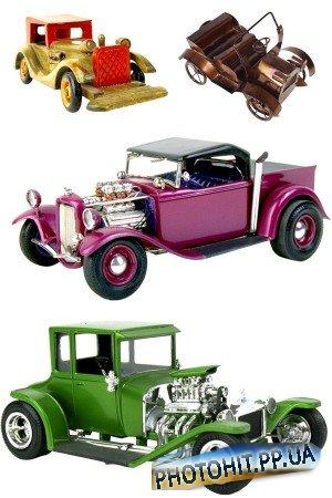 Детские игрушки: Ретро Автомобили (подборка)
