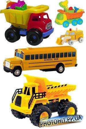 Детские игрушки: автомобили (подборка)
